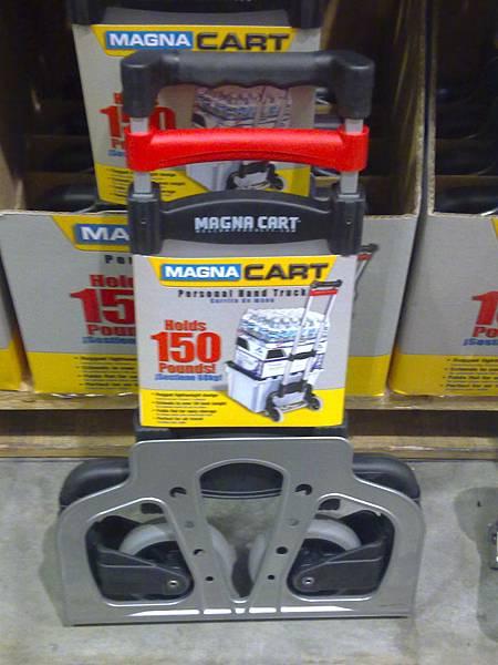 550696 Magna Cart Hand Truck 折疊式手推車 承載重量68公斤 669 06.jpg