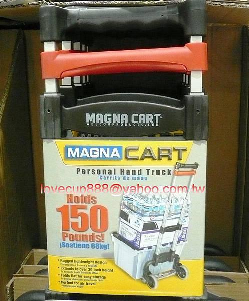550696 MAGNA CART 折疊式首推推車 載重 68公斤 699 20120803 02.jpg
