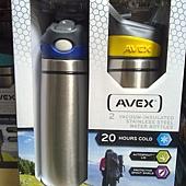 681384 AVEX Stainless Steel Vacum Insuated Bottle 2PK 進口不鏽鋼水壺兩入組  650毫升x2 679 02.jpg