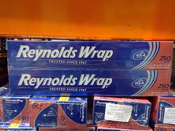 720 Reynolds Aluminum Foil  特級厚鋁箔紙2入 每入30.4公分x76.2公尺 539 02.jpg