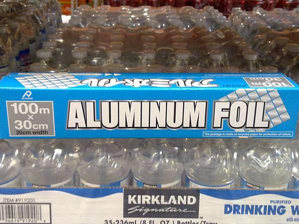 507878 Alphamic Aliminum Foil 鋁箔紙 30公分x100公尺 日本製 239 02.jpg
