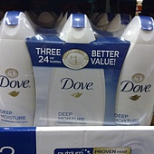 496182 Dove Body Wash 深層滋潤沐浴乳 含 1-4乳霜 710毫升x3 459 02.jpg