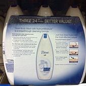 496182 Dove Body Wash 深層滋潤沐浴乳 含 1-4乳霜 710毫升x3 459 03.jpg