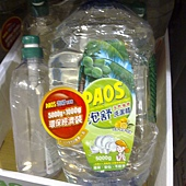 94535 PAOS泡舒 天然強效洗潔精 1000公克加五公斤補充桶 315 20120807 02.jpg