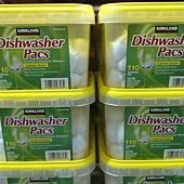 567036 Kirkland Signature 洗碗機專用清潔錠 110入 清新檸檬香味 389 02.jpg