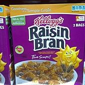 37002 Kelloggs Raisin Bran 家樂氏葡萄乾早餐脆片 每組1.08公斤x2包 335 02.jpg