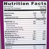 37002 Kelloggs Raisin Bran 家樂氏葡萄乾早餐脆片 每組1.08公斤x2包 335 04.jpg
