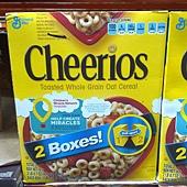 522107 General Mills Cheerios 穀類燕麥早餐 每組567公克x2包 279 02.jpg