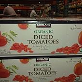 702542 Kirkland Signature 有機番茄切塊 411公克x8罐 269 02.jpg