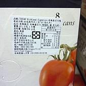 702542 Kirkland Signature 有機番茄切塊 411公克x8罐 269 04.jpg