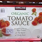 702551 Kirkland Signature 有機番茄醬 425公克x12罐 299 02.jpg