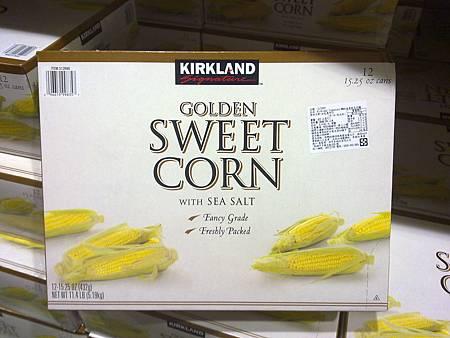 512690 Kirkland  Signature 顆粒玉米罐 美國製 每箱 432公克x12罐 355 02.jpg