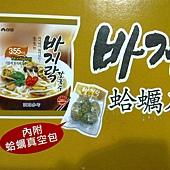 98631 Samyang 蛤蠣刀削拉麵 130公克x12包入 399 04.jpg