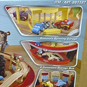 981197 KidKraft Disney Cars Radiator Springs Race Track and Play Table 迪士尼汽車總動員軌道車組 126x86x40公分 90件以上零件 3歲以上 4479 04.jpg