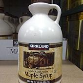 664153 Kirkland Signature 100%楓糖漿 1公升 加拿大製 529 02.jpg