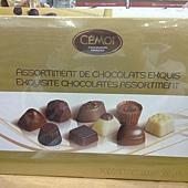 99461 CEMOI 法國綜合巧克力盒 10種風味及造型 500公克 法國製 319 02.jpg