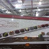 99463 Belfine 綜合夾心巧克力 6種風味36顆288公克 比利時製造 299 03.jpg