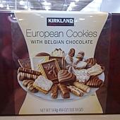 181679 Kirkland Signature 綜合巧克力餅乾 1.4公斤 德國製 499 02.jpg