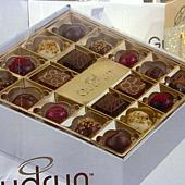 575311 Gudrun 綜合比利時巧克力禮盒 9種風味與造型 522公克  比利時製造 469 07.jpg