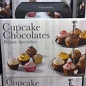 666257 Chocodelice Cupcake 巧克力甜蜜杯 6種口味24顆裝450公克 比利時製造 399 02.jpg