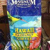 468569 Magnum  夏威夷榛果風味咖啡豆 2磅907公克 美國產 449  02