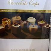 43652 Kirkland Signature 比利時巧克力杯 六種全新組合 共24杯 800公克 549 03.jpg