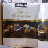 43652 Kirkland Signature 比利時巧克力杯 六種全新組合 共24杯 800公克 549 02.jpg
