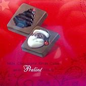 99489 Belfine XMAS Chocolate 耶誕造型巧克力片 每盒三種風味及造型 36片共288公克 比利時製 299 07.jpg