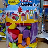 100801 班恩傑尼 128件彩色積木組 2歲以上 泰國製  899 03.jpg