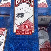595954 Bicycle 美國進口 808 標準尺寸 撲克牌 12組入 579 03.jpg