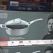 98635 Tefal 法國特服 Jamie Oliver 系列 不沾深煎鍋26公分含蓋 1899 02.jpg