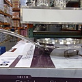 673981 Kirkland Signature 不鏽鋼鍋具13件組腹部鏽鋼蓋(平底鍋除外) 泰國製 5999 05.jpg