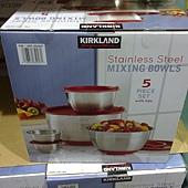 652407 Kirkland Signature 不鏽鋼含蓋調理鍋調理碗十件組 999 01.jpg