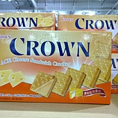75092 Crown Yo  Long ACE 優龍皇冠起司夾心餅乾 48包750公克 韓國產 269 02.jpg