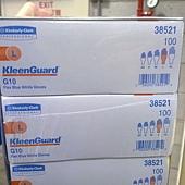 101430 Kleenguard Nitrile G10G10靈巧貼合丁晴食品級處理手套 一次性使用 每組100入x3盒 尺寸L 499 02.jpg