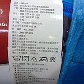 582182 Disney 兒童枕頭睡袋組 睡袋76x137公分 枕頭 60x30公分 三歲以上 699 05.jpg