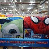 744860 Disney 超柔軟隨意毯 150x200公分 5種圖案 100%超細纖維材質 墨西哥製 599 02.jpg