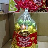 31745 Cemoi XMAS Ornaments 造型牛奶巧克力 11種造型 可吊掛於聖誕樹 法國產 389 02
