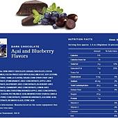 486540 Brookside 巴西莓藍莓黑巧克力 907公克 加拿大製 379 03