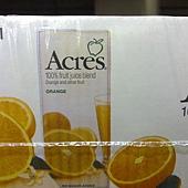 69823 Acres Orange Juice Blend 柳橙綜合果汁果汁飲料 每組200毫升x24 無添加糖 原汁含有率 99.97% 南非製 339 03.jpg