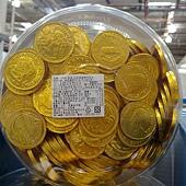 76990 Belgian 比利時金幣巧克力 1公斤 荷蘭製 399 03.jpg