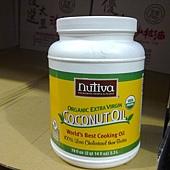 668236 Nutiva Oranic Extra Virgin Coconut Oil 有機冷壓椰子油 2.3公升 USDA認證 菲律賓製 739 02.jpg
