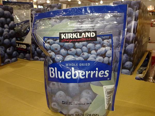 395040 Kirkland Signature Blueberries 藍莓乾 567公克 美國製 375 02.jpg