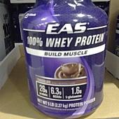 78173 EAS 100% WHEY Protein 純乳清蛋白營養補充粉 巧克力口味 2.27公斤 美國製  食品 1999 02.jpg