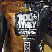 760451 Cytosport  Muscle Milk 100% WHEY 乳清蛋白營養補充粉 巧克力口味 2.72公斤 美國製 1999 02.jpg
