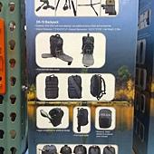 101552 Dolica AX680P104+D10 68吋多功能專業鋁合金腳架+多向式雲台+多功能時尚防震專業相機後背包 2999 06.jpg