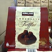 949390 Kirkland Signature 法國松露巧克力 (不含松露) 1公斤x2 法國產 499 02