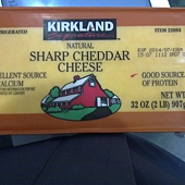 48267 Kirkland Siganature Sharp Cheddar Cheese 長期熟成切達乾酪 907公克 60天以上 美國產 198 02.jpg