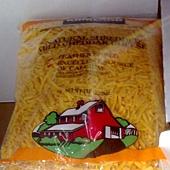 48747 Kirkland Signature Shredded Mild Cheddar Cheese 原味切達乾酪絲(天然淡味切達乾酪絲)(包裝橘邊) 2.27公斤 美國產 459 02.jpg