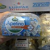 74593 Arla Feta with Herbs & Spices in Oil 傳統香草油漬費塔乾酪(亞諾盒裝費塔調味乾酪) 100公克x5 丹麥產 359 02.jpg